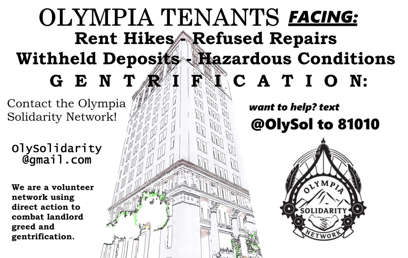 NEW OlySol building flier